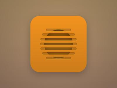 Radio icon music sound radio icon theme android