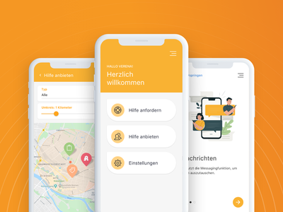 Bringle app app entwicklung 28apps software gmbh 28apps bremen ux ui mobile design ios app