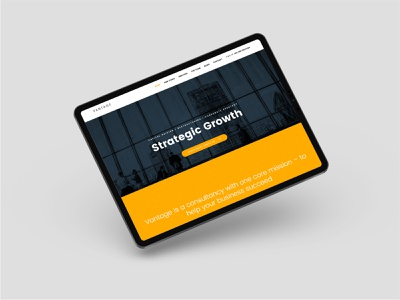 Vantage Business Consulting Website web desgin website design web development logo design brand identity brand design web web design brand website branding identity logo design