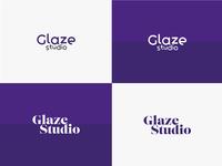Glaze Studio Logos Ideas // 2016