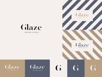Glaze Studio Branding // 2016