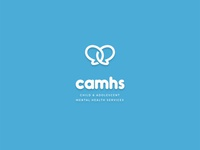 Camhs logo // 2016