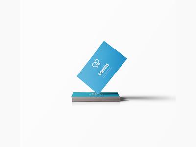 Camhs Business Card Mockup // 2016
