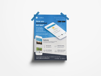 myrealbuzz App Promotional Poster