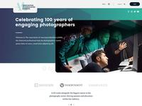 Association of Associated Members Website Design