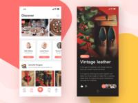 Discover of Pickme App