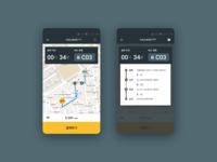 Car-sharing App