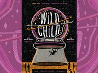 Wild Child   The Wild Reeds Tour Poster Concept