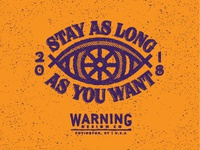 Stay as Long as You Want