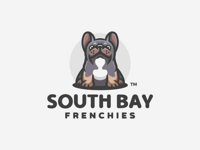 South Bay Frenchies By Milos Djuric On Dribbble