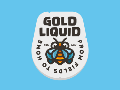 Liquid Gold Honey