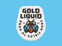 Liquid Gold Honey