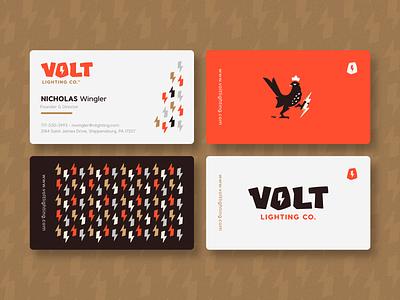 Volt horus falcon power lightning volt thunder lighting crown bird illustration branding mark logotype design logo