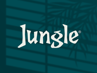 Jungle Wordmark