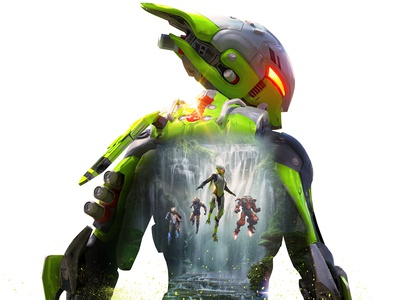 EA Anthem Game Interceptor