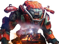 EA Anthem Game Colossus Motion Design Cinemagraph motion designer anthem game motion anthem video game ea colossus art colossus anthem game anthem supporting art anthem game motion design ea video gaming electronic arts cinemagraph after effects motion design alfredocreates.com alfredocreates