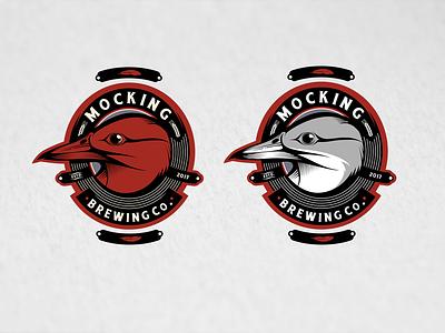 Mocking Brewing Co. II bird mockingbird brewing brewery beer