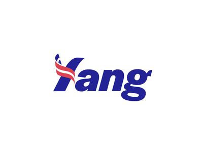 Yang2020 Logo Design