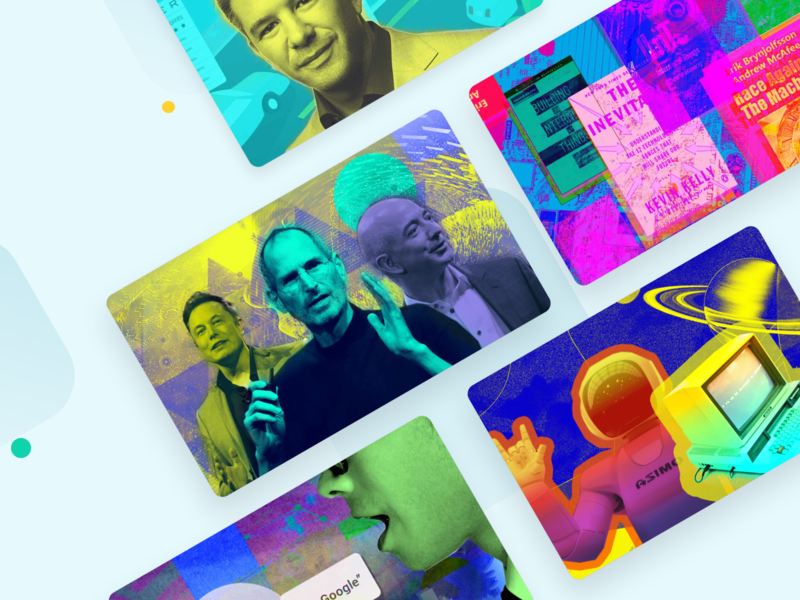 Some of my favorite images 💙 branding design illustration brand iot