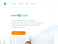 Employee Engagement Software Company Website