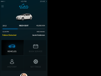 Garage Mobile App