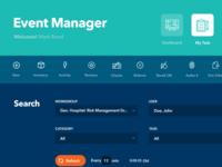 Risk Management App for Hospitals