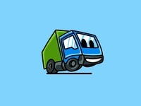 Happy Truck