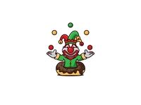 Doughnut Clown