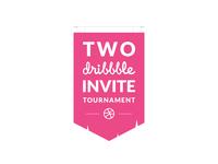 two dribbble invite