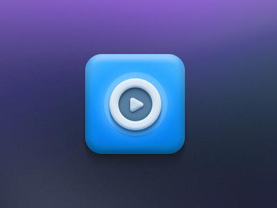 Just push play icon ipad play ios