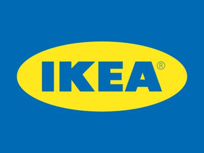 Redesign for fun - 2 - IKEA ikea orange blue logo redesign