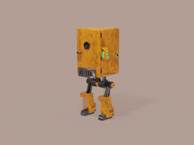 Old fridge bot