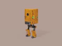 Old fridge bot