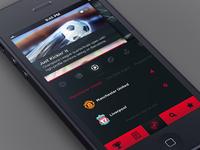 SportsCenter App