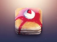 Pancakes App Icon