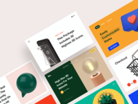 3D Icons for Landing Pages