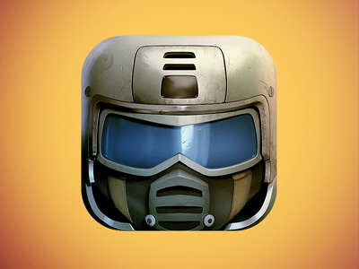 Soldier App Icon