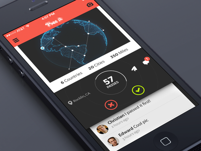 Global Reach UI (iOS7)