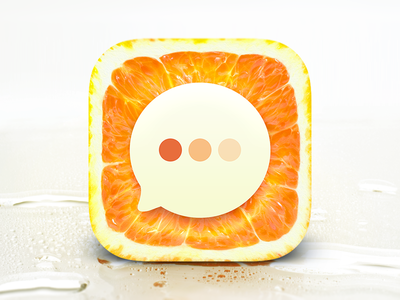 TalkOrange Icon
