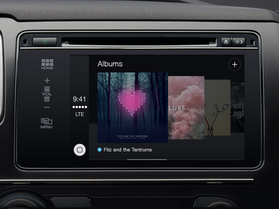 Albums - CarPlay