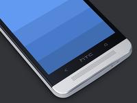 HTC One Render