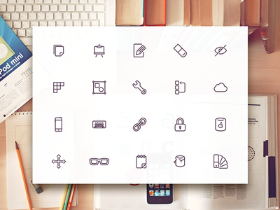Geekies design icons creativedash ui8 ui ux ios web sketch psd svg