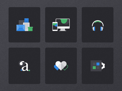 Product Category Icons