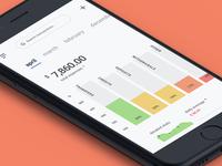 Smart Wallet UI