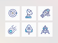 Galactic Icons