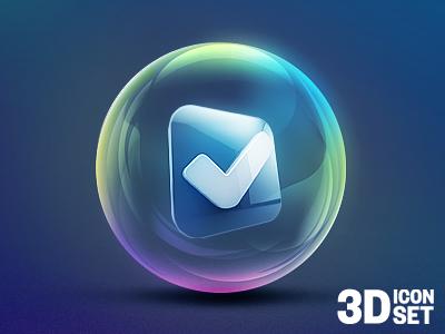 3D Icon Set #1 icon icons icon design graphics graphic design illustration 3d
