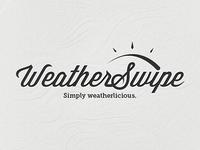Logo Design - WeatherSwipe