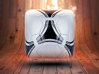 App Icon Design - Soccer Ball