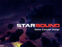 Starbound - Game UI Design