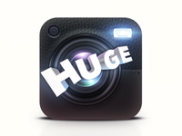 App Icon Design - HUGE